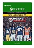 Madden NFL 17: MUT 5850 Madden Points Pack - Xbox One Digital Code