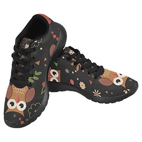 Interestprint Mujeres Jogging Correr Sneaker Ligero Ir Fácil Caminar Casual Comfort Deportes Running Zapatos Multi 19