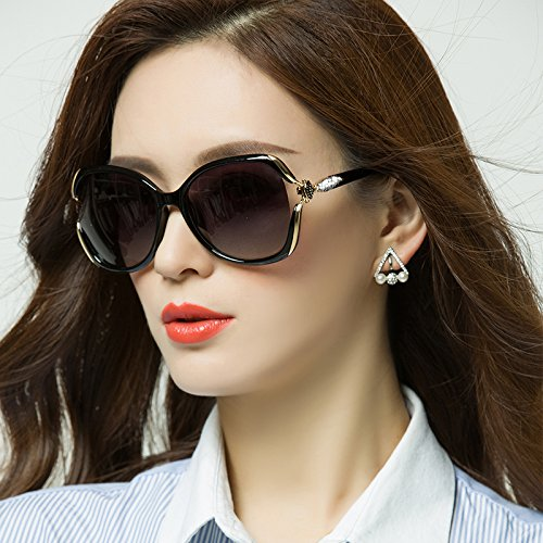 465402b4726 Sunyan The new high gloss sunglasses round face sunglasses female stars