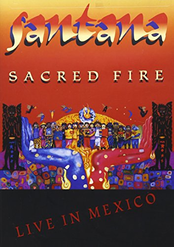 Santana - Sacred Fire (Island Sacred)