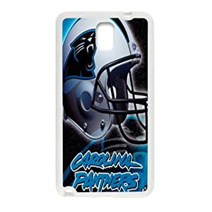 NFL Carolina Panthers Helmet Cell Phone Case for Samsung Galaxy Note3