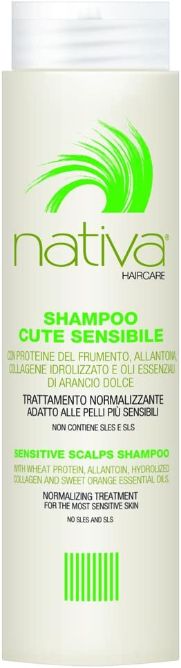 Nativa Shampoo Cute Sensible 200 ml: Amazon.es: Belleza