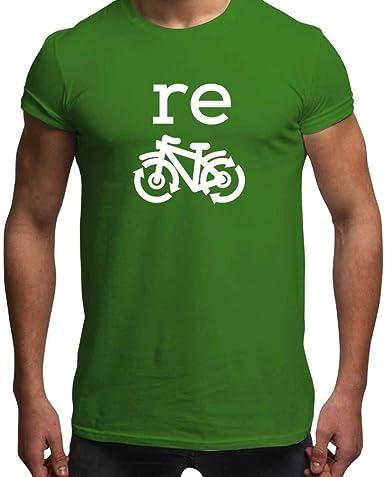 Bang Tidy Clothing Camiseta de Bicicleta de Montaña para Hombre Re ...