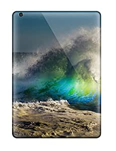 Best 3116004K28878578 Anti-scratch And Shatterproof Wave Phone Case For Ipad Air/ High Quality Tpu Case