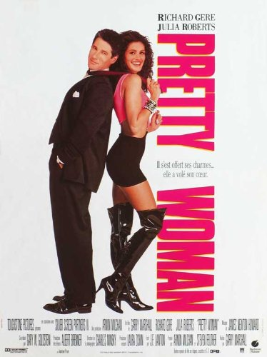 Image result for pretty woman poster