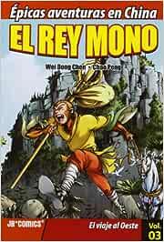 El Rey Mono. El Viaje Al Oeste - Volumen 3: Amazon.es