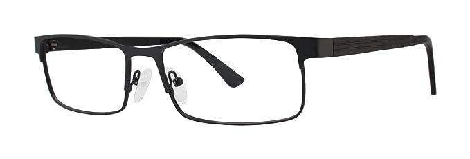 099804d2a7 BIG Venture Men s Eyeglasses - BMEC Frames - Matte Black Black 58-16-