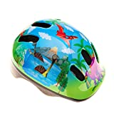 BeBeFun Intant/Toddler Size CPSC Certificated Kids Adjustable Bike/Cycling Helmet Boy Girl Sports Safety Helmet
