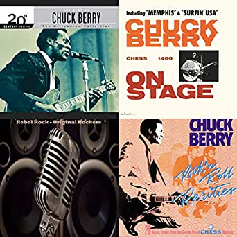 Best of Chuck Berry by Chuck Berry on Amazon Music - Amazon com