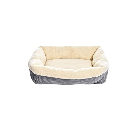 AmazonBasics - Cama cálida para mascotas, 61 cm