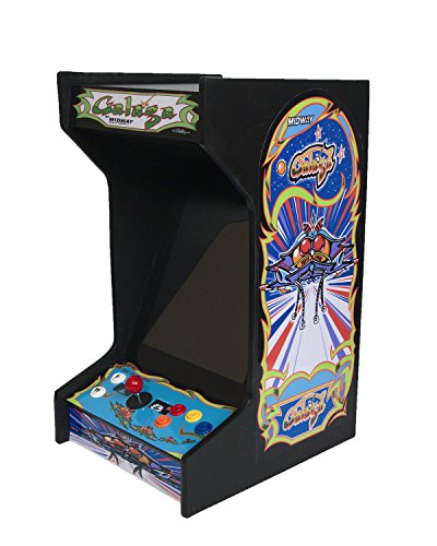 Tabletop/Bartop Arcade Machine With 412 Games (Arcade Donkey Kong Game)