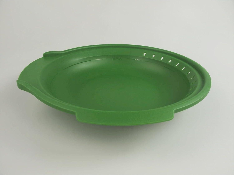 Tupperware Microondas Vapor para Micro Gourmet verde vaporizador ...