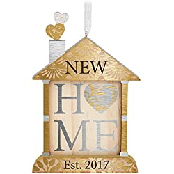 Hallmark Keepsake - New Home Dated Christmas Ornament