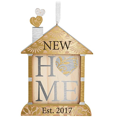 Hallmark Keepsake 2017 New Home Dated Christmas Ornament