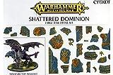 Games Workshop Warhammer Age of Sigmar Shattered Dominion Large Base Detail Kit - Citadel
