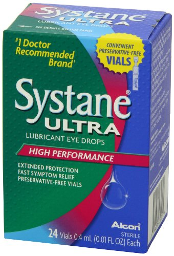 SYSTANE ULTRA PRESERVATIVE, 0.4mL 24-count