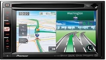 Pioneer AVIC-F950DAB GPS Navigation 64Bit