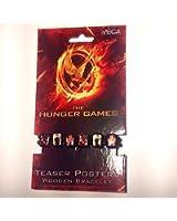 The Hunger Games Teaser Posters Wooden Bracelet