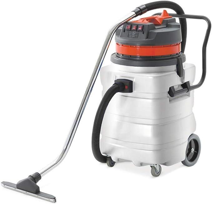 Aspirador Industrial basculante basculante Mojado y seco 3000W 90L ...