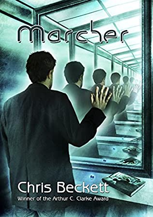 book cover of Marcher