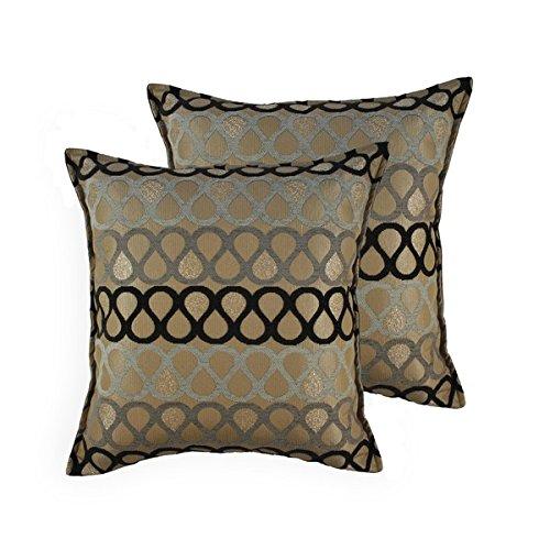 Sherry kline knots 20-inch throw pillows set of 2