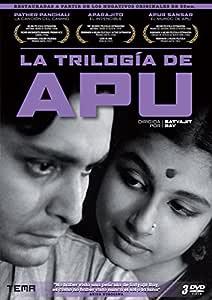 Trilogia de Apu (V.O.S.) [DVD]