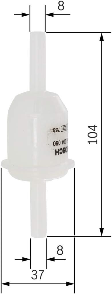 Bosch 0450904060 Kraftstofffilter Auto