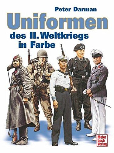 Uniformen des II. Weltkriegs in Farbe
