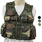 Nitehawk - Gilet Tactique/de Combat - Style Militaire/Police - Enfant 6