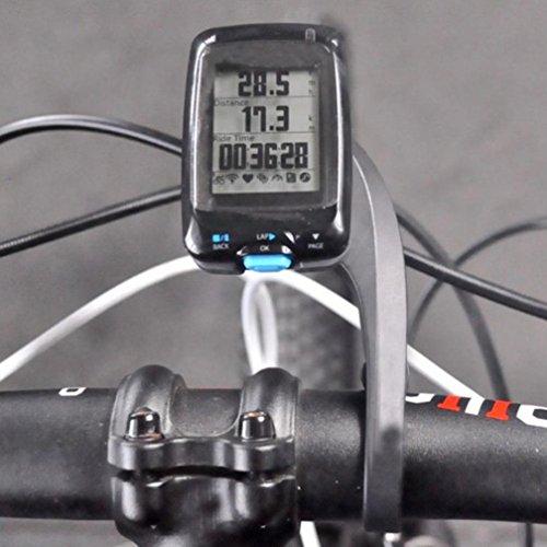 Bicycle Cm Borde Montaje Koly 8 4 56 1 4 45 4 Bicicleta '' Titular Mount Ordenador '' schwarz Manillar Para Gps Quick 11 X View Schwarz Soporte Garmin 31 Computer azRvqYwnz