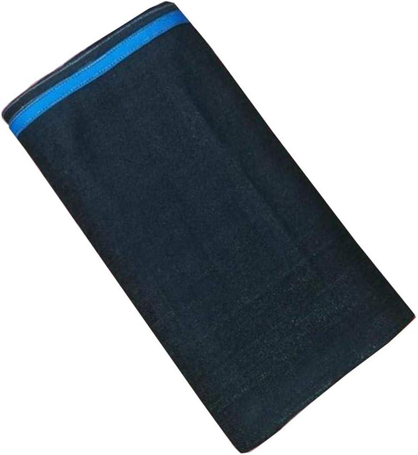 XUERUI シェルター シェードネット 通気性 サンメッシュ シェードメッシュタープ、 パーゴラカバー キャノピー シェードクロス、 グロメット付きテープエッジ スポーツ アウトドア (Color : 黒, Size : 4x10m) 黒 4x10m