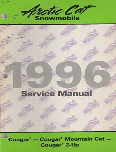 Arctic Cat Snowmobile Service Manual - Trainers4Me