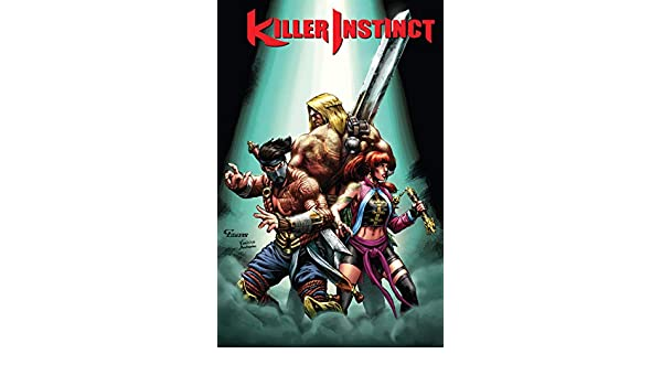 Amazon.com: Killer Instinct Vol. 1 eBook: Ian Edginton, Cam ...