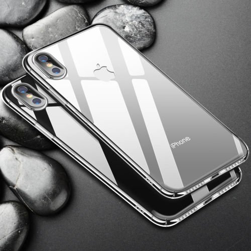 5.8 inch IPhone X Case,Iphone Cover,apple accessories Zeakko Ultra Hybrid, Slim Crystal Clear Protector Waterproof and Shockproof Soft Cover for Apple 10 IPhone X 2018