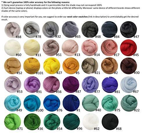 11 lbs/ 5 kgs Chunky arm knitting yarn Merino wool Super bulky soft giant knit large for arm knitted blanket 21.5 microns huge yarn Queen King size blanket - Christmas present idea by Wonddecor (Image #1)