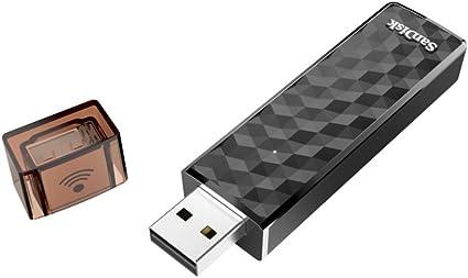 Memoria Flash USB inal/ámbrica SanDisk Connect Wireless Stick de 32 GB