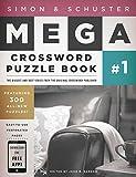 Best Simon & Schuster Dictionaries - Simon & Schuster Mega Crossword Puzzle Book #1 Review