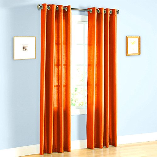 Gorgeous Home GROMMET CURTAIN TREATMENT product image