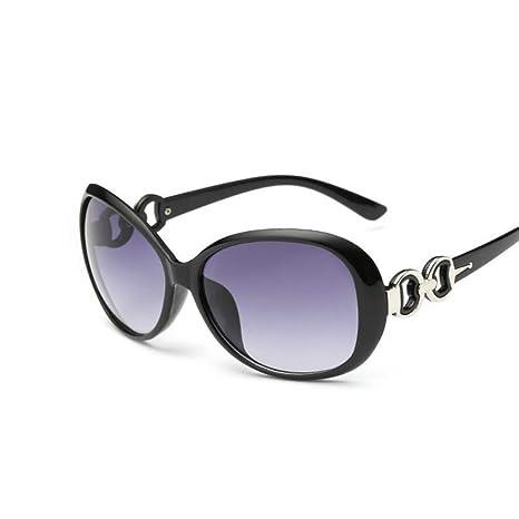 Yangjing-hl Nuevo diseñador de la Marca Gafas de Sol ovales ...