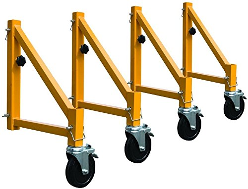 Pro Scaffolding Set - Metaltech I- CISO4 Outrigger Set for Maxi Square Baker Scaffold