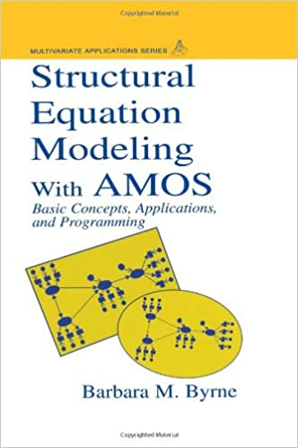 Amazon com: Structural Equation Modeling With AMOS: Basic Concepts
