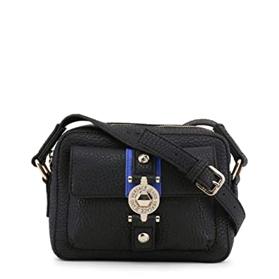 7d6777c7e3b Amazon.com: Versace EE1VSBBF1 EMAG 899+202 Black/Blue Medium ...