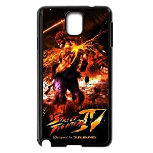 Street Fighter IV Samsung Galaxy Note 3 Cell Phone Case Black xlb2-252821