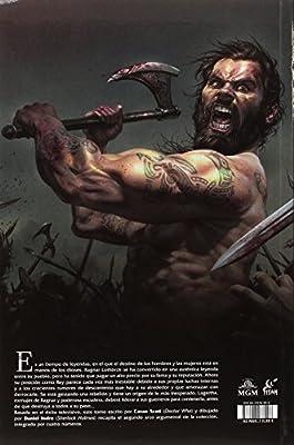 Vikingos: Rebelión: Amazon.es: Scott, Cavan, Indro, Daniel, Refoyo ...