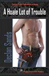 A Hoale Lot of Trouble [Gay Mystery Romance MM] (Hoale Construction Mysteries Book 1)
