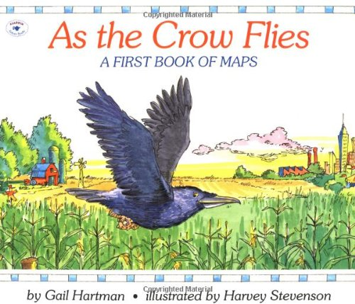 As the Crow Flies (Rise and Shine) (First Map)