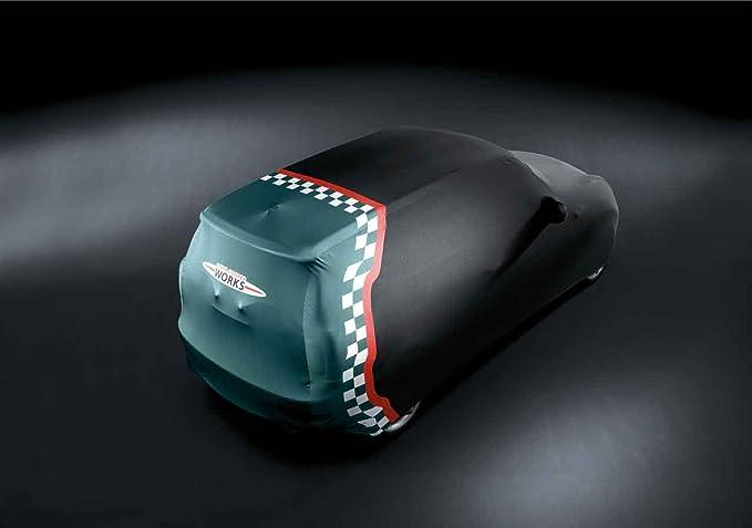 Mini Echt Jcw Innen Auto Cover Protector Gummizug Clubman R55 82152147940 Auto