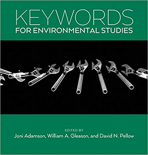 Keywords Environmental Studies Joni Adamson