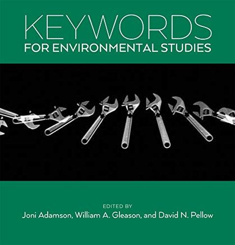 Keywords for Environmental Studies PDF