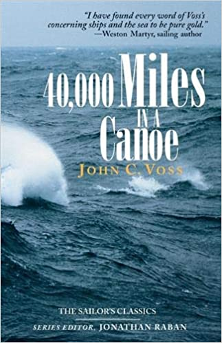 40,000 Miles in a Canoe